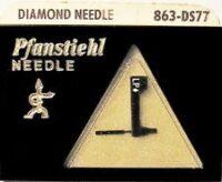 Pfanstiehl replacement needle 863-DS77