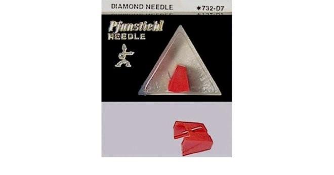 Pfanstiehl Replacement Needle Stylus 732-D7