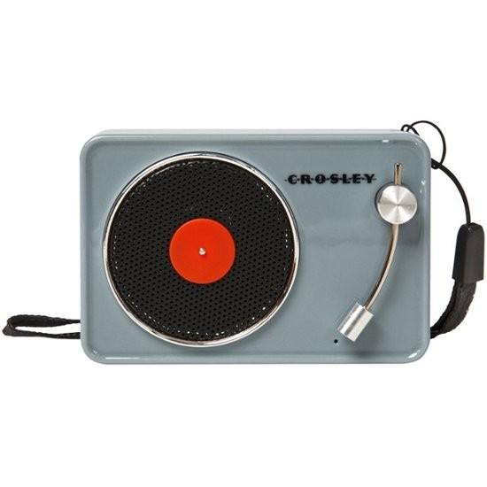 Mini Turntable Bluetooth Speaker - Tourmaline